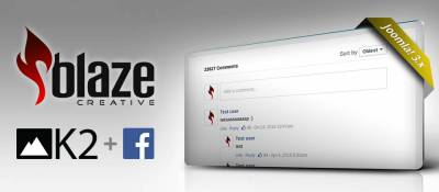 Facebook comments integration for K2