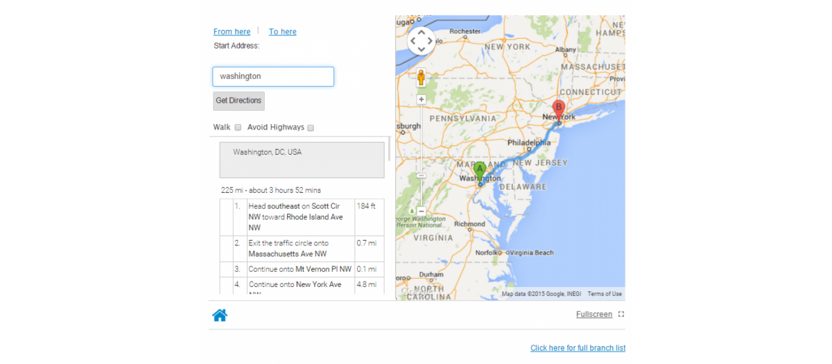 JSP Store Locator, by JSP Team - Joomla Extension Directory