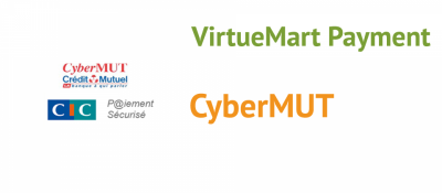 CyberMUT for VirtueMart