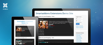 SJ Accordion for JoomShopping