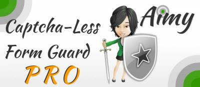 Aimy Captcha-Less Form Guard PRO