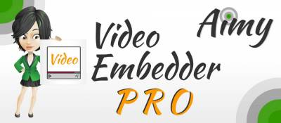 Aimy Video Embedder PRO