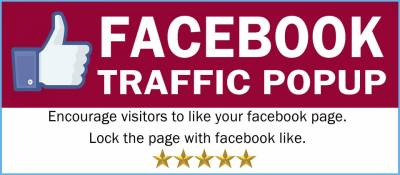 Facebook Traffic Popup