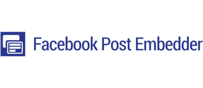 Facebook Post Embedder