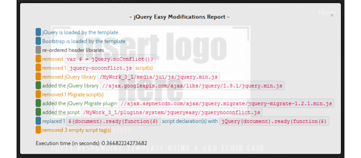 install jquery easing plugin