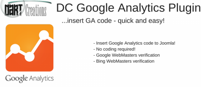 DC Google Analytics