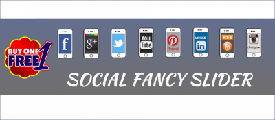 Social Fancy Sliders