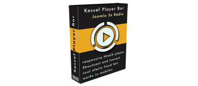 Kessef Player Bar