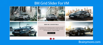 BM Grid Slider For VM