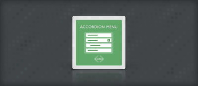 AP Accordion Menu