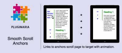Smooth Scroll Anchors