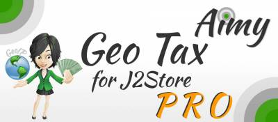 Aimy Geo Tax for J2Store PRO