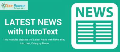 LatestNews with IntroText