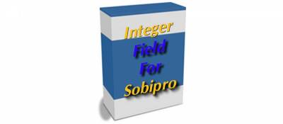 Integer Field for Sobipro