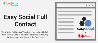 Full Contact for Easy Social