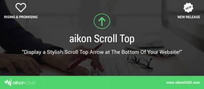 aikon Scroll Top