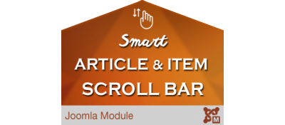 Smart Article Scrollbar