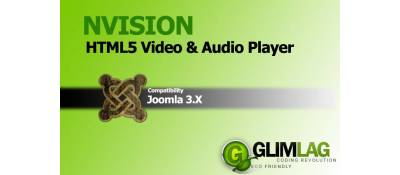 NVision HTML5 Video and Audio Player