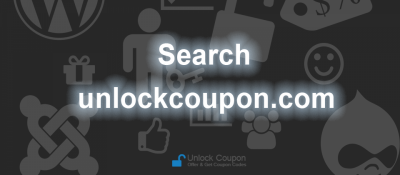 Search UnlockCoupon