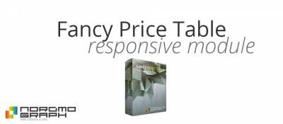 Fancy Price Table