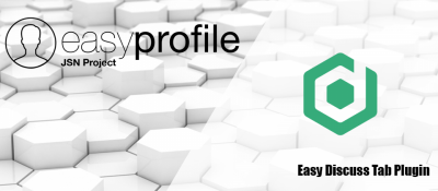 Easy Profile - EasyDiscuss Tab
