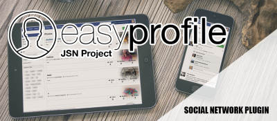 Easy Profile - Social Network