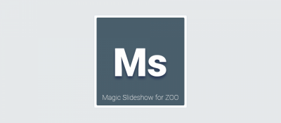 Magic Slideshow for ZOO