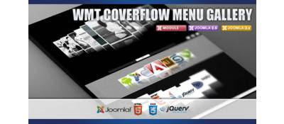 WMT Coverflow Menu Gallery