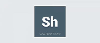 Social Share for ZOO