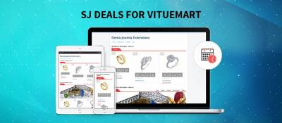 SJ Deals for VirtueMart