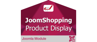 Product Display for JoomShopping