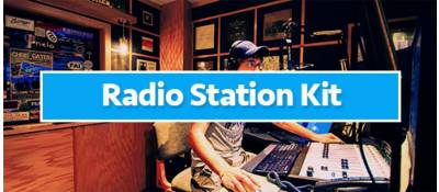 Radio Station Kit