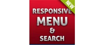 Unite Responsive Menu and Search
