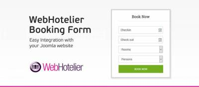WebHotelier Booking Form