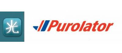 E-D Purolator for Hikashop