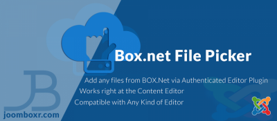 Box.net File Picker