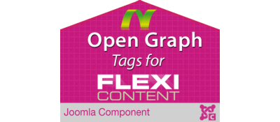 Open Graph Protocol for Flexicontent