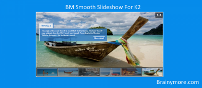 BM Smooth Slideshow For K2