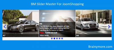 BM Slider Master For JoomShopping