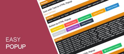 Joomla! Extensions Directory - Popups & iFrames