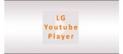 LG Youtube Player