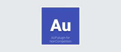 AUP for NorrCompetition
