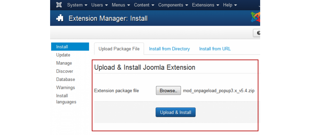 Auto onPageLoad Popup, by Infyways Solutions - Joomla Extension