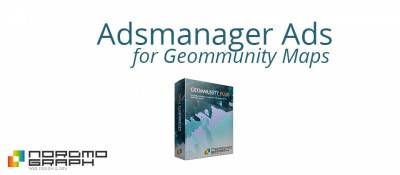 Adsmanager ads for Geommunity Maps