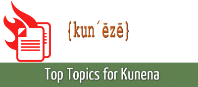 Top Topics for Kunena
