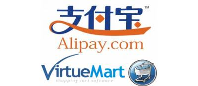 Alipay Payment Method for Virtuemart