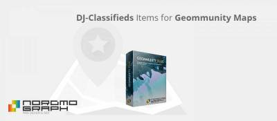 DJ-Classifieds Items for Geommunity Maps