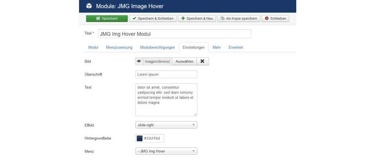 JMG Img Hover, by JooMega - Joomla Extension Directory
