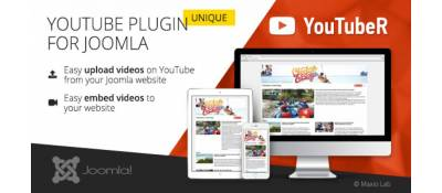 YouTubeR for Joomla