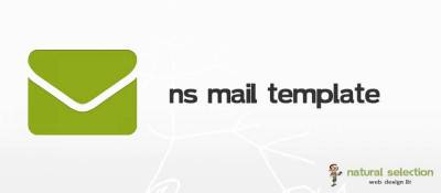 NS Mail Template
